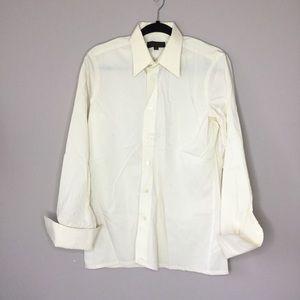 YSL Yves Saint Laurent button up shirt
